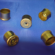 Metal Plating On Bullet Shells