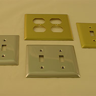 Metal Plating On Switch Plates