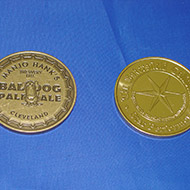 Metal Plating On Awards & Coins